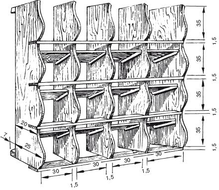 Вязание толстыми нитками на спицах 189