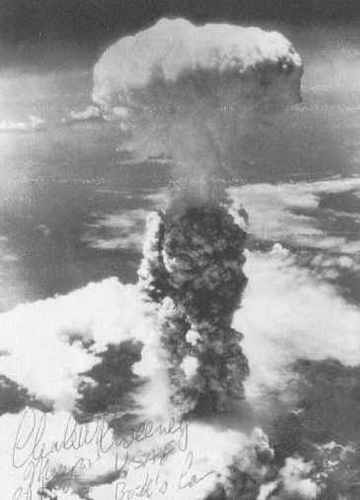 causes and effects of bombing hiroshima