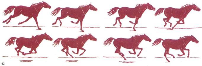 лошади (по А. Лаптеву)