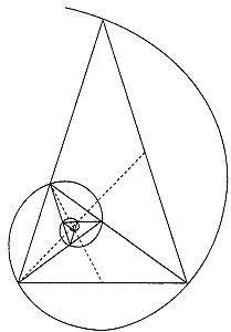Как нарисовать спираль на бумаге