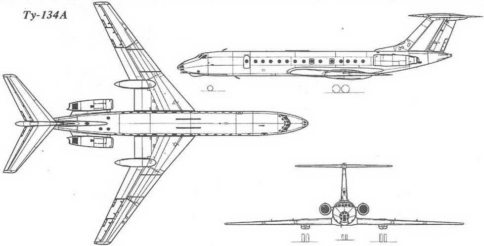 "самолета - ""чистое крыло"";"