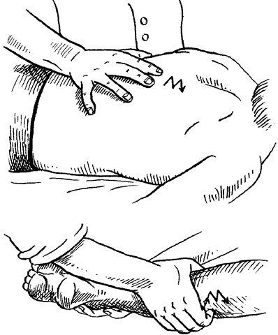 Глава Основы массажа Массаж при бронхиальной астме Основы массажа Массаж при бронхиальной астме