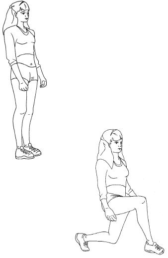 Шесть упражнений для идеальной